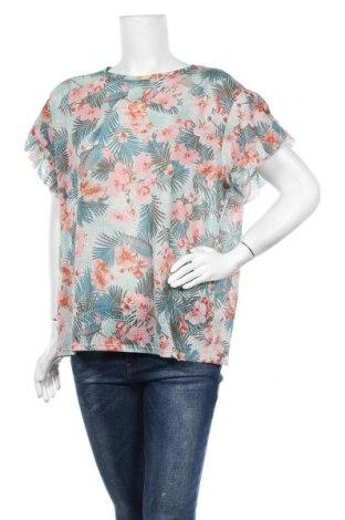 Дамска блуза Violeta by Mango, Размер L, Цвят Многоцветен, Цена 14,28лв.