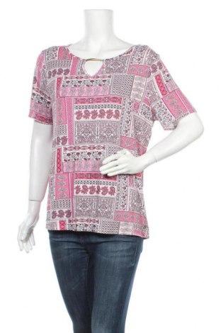 Дамска блуза W. Lane, Размер M, Цвят Многоцветен, Вискоза, еластан, Цена 6,43лв.