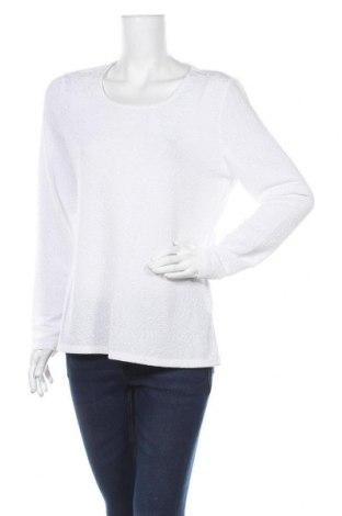 Дамска блуза W. Lane, Размер L, Цвят Бял, Полиестер, еластан, Цена 15,12лв.