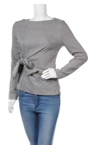 Γυναικεία μπλούζα Zara, Μέγεθος M, Χρώμα Γκρί, 89% βισκόζη, 7%ακρυλικό, 4% ελαστάνη, Τιμή 22,73€