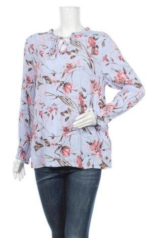 Дамска блуза Zizzi, Размер L, Цвят Многоцветен, Вискоза, Цена 14,96лв.