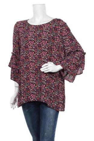 Дамска блуза Zizzi, Размер XXL, Цвят Многоцветен, 100% полиестер, Цена 15,96лв.