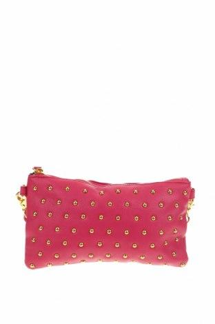 Дамска чанта, Цвят Розов, Еко кожа, Цена 18,43лв.