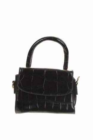 Дамска чанта, Цвят Черен, Еко кожа, Цена 25,25лв.
