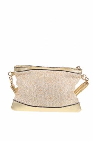Дамска чанта, Цвят Многоцветен, Еко кожа, текстил, Цена 21,00лв.