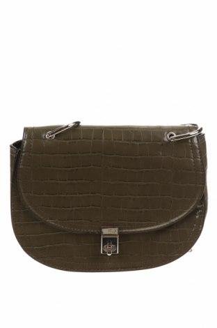 Дамска чанта, Цвят Зелен, Еко кожа, Цена 15,02лв.