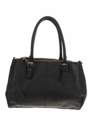 Дамска чанта, Цвят Черен, Еко кожа, Цена 26,08лв.