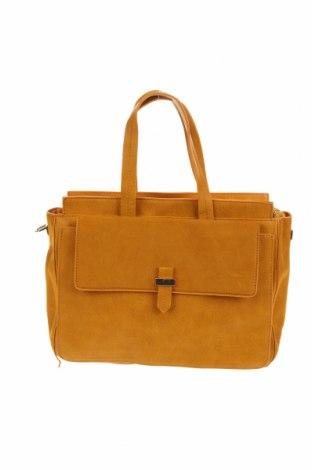 Dámská kabelka , Barva Žlutá, Eko kůže, Cena  349,00Kč