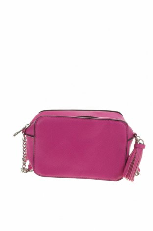 Дамска чанта Anko, Цвят Розов, Еко кожа, Цена 18,90лв.