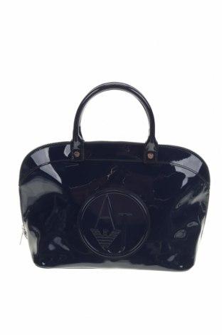 Γυναικεία τσάντα Armani Jeans, Χρώμα Μπλέ, Δερματίνη, Τιμή 71,88€