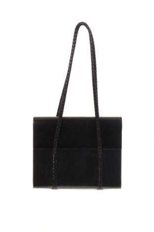Γυναικεία τσάντα Bally, Χρώμα Μαύρο, Γνήσιο δέρμα, Τιμή 127,05€