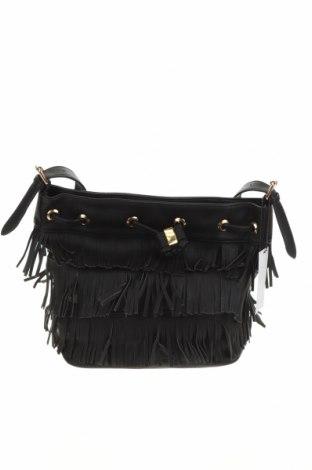 Дамска чанта Colette By Colette Hayman, Цвят Черен, Еко кожа, Цена 25,94лв.