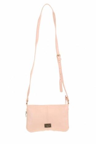 Дамска чанта Colette By Colette Hayman, Цвят Розов, Еко кожа, Цена 16,54лв.