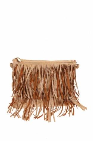 Дамска чанта Colette By Colette Hayman, Цвят Златист, Еко кожа, Цена 19,11лв.