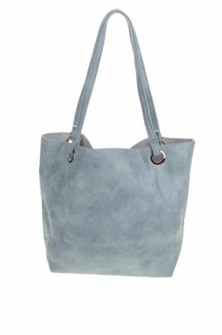 Дамска чанта Colette By Colette Hayman, Цвят Син, Еко кожа, Цена 16,28лв.