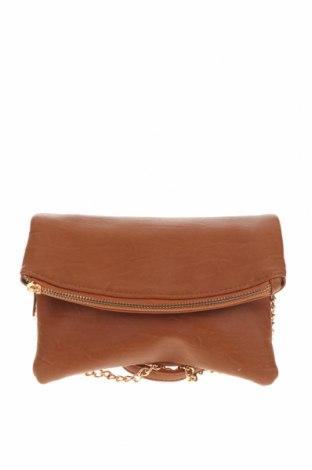 Дамска чанта Colette By Colette Hayman, Цвят Кафяв, Еко кожа, Цена 22,05лв.