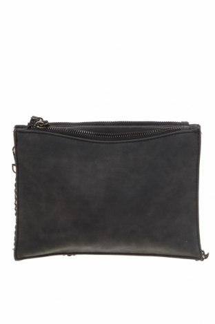 Дамска чанта Cotton On, Цвят Сив, Еко кожа, Цена 19,11лв.