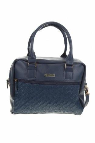 Дамска чанта Eternal, Цвят Син, Еко кожа, Цена 20,48лв.