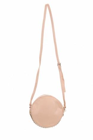Дамска чанта Forever New, Цвят Розов, Еко кожа, Цена 17,75лв.