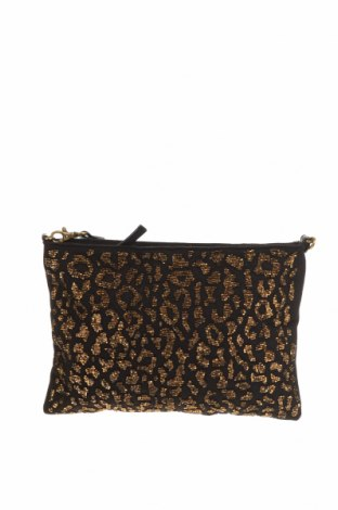 Дамска чанта French Connection, Цвят Черен, Текстил, Цена 30,87лв.