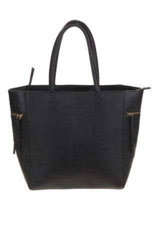 Dámská kabelka  H&M, Barva Černá, Eko kůže, Cena  456,00Kč