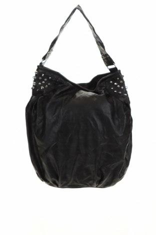 Γυναικεία τσάντα H&M Divided, Χρώμα Μαύρο, Δερματίνη, Τιμή 16,05€