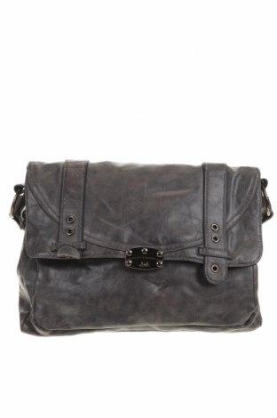 Дамска чанта JAG, Цвят Сив, Еко кожа, Цена 45,36лв.