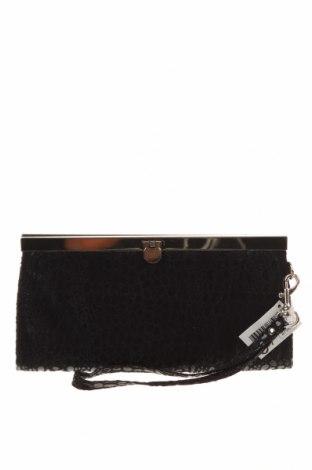 Γυναικεία τσάντα Lbvyr, Χρώμα Μαύρο, Κλωστοϋφαντουργικά προϊόντα, Τιμή 10,36€
