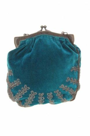 Γυναικεία τσάντα Noa Noa, Χρώμα Πράσινο, Κλωστοϋφαντουργικά προϊόντα, Τιμή 22,73€
