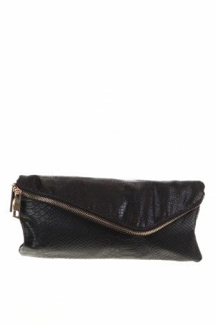 Γυναικεία τσάντα River Island, Χρώμα Μαύρο, Κλωστοϋφαντουργικά προϊόντα, δερματίνη, Τιμή 18,09€