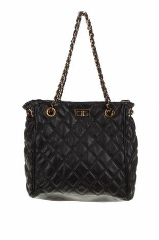Γυναικεία τσάντα SHEIN, Χρώμα Μαύρο, Δερματίνη, Τιμή 15,10€