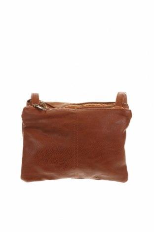 Дамска чанта Sportsgirl, Цвят Кафяв, Еко кожа, Цена 16,54лв.