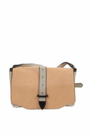 Дамска чанта Sussan, Цвят Сив, Еко кожа, Цена 20,58лв.