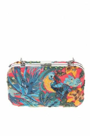 Γυναικεία τσάντα Zara, Χρώμα Πολύχρωμο, Κλωστοϋφαντουργικά προϊόντα, Τιμή 15,77€