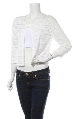 Дамска жилетка Apricot, Размер M, Цвят Бял, Полиестер, Цена 9,36лв.