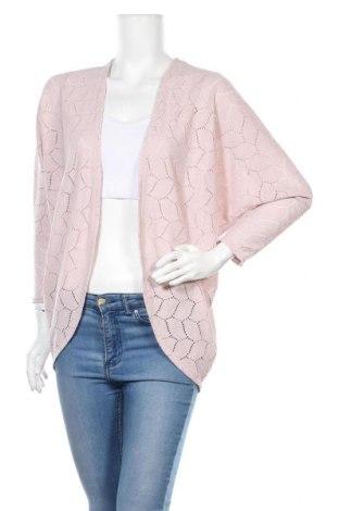 Γυναικεία ζακέτα H&M Divided, Μέγεθος S, Χρώμα Ρόζ , Πολυεστέρας, Τιμή 14,39€