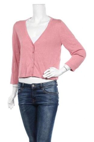 Γυναικεία ζακέτα Weekend Max Mara, Μέγεθος XL, Χρώμα Ρόζ , 90% βισκόζη, 10% πολυαμίδη, Τιμή 150,39€