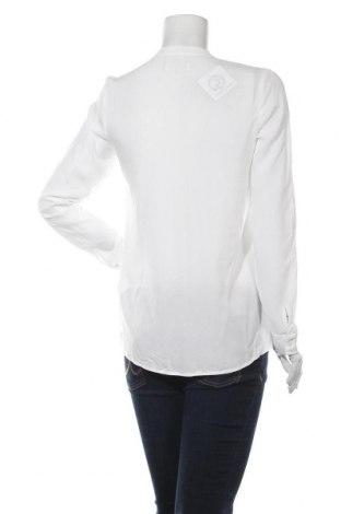 Дамска риза, Размер M, Цвят Бял, Вискоза, Цена 11,70лв.