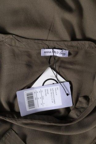 Дамска риза Anna Field, Размер XXL, Цвят Зелен, Вискоза, Цена 31,50лв.