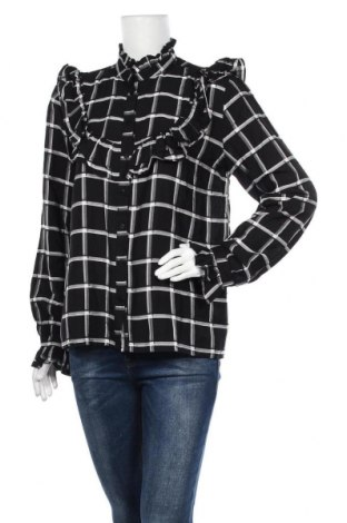 Dámská košile  B.Young, Velikost M, Barva Černá, Viskóza, Cena  181,00Kč