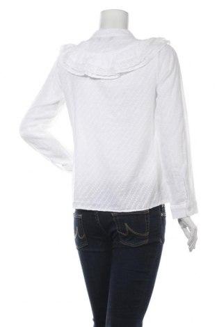 Дамска риза Dorothy Perkins, Размер M, Цвят Бял, Памук, Цена 39,00лв.
