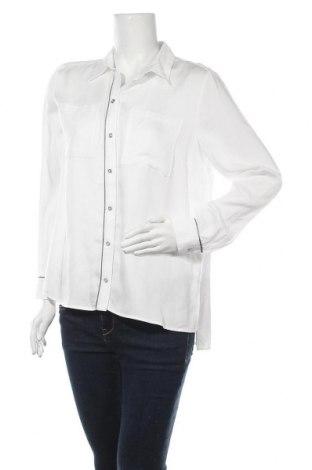 Дамска риза Etam, Размер M, Цвят Бял, Лиосел, Цена 14,52лв.