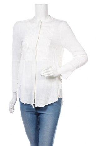 Γυναικείο πουκάμισο H&M, Μέγεθος S, Χρώμα Λευκό, Τιμή 12,53€