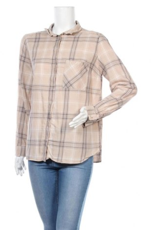 Γυναικείο πουκάμισο H&M Divided, Μέγεθος M, Χρώμα  Μπέζ, Βαμβάκι, Τιμή 11,14€