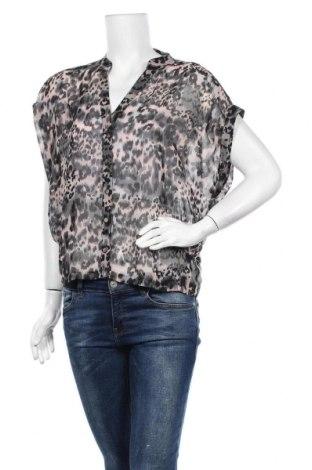 Дамска риза Hot Options, Размер L, Цвят Многоцветен, Полиестер, Цена 14,28лв.
