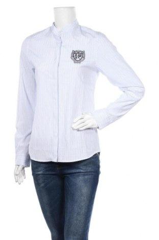 Дамска риза Jimmy Sanders, Размер M, Цвят Син, Памук, Цена 42,00лв.