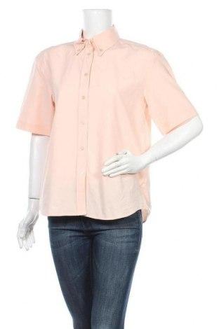 Γυναικείο πουκάμισο Mango, Μέγεθος M, Χρώμα Ρόζ , Βαμβάκι, Τιμή 16,60€