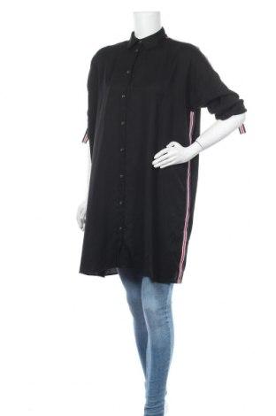 Γυναικείο πουκάμισο Mavi, Μέγεθος S, Χρώμα Μαύρο, Lyocell, Τιμή 25,52€