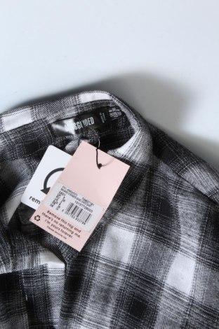 Дамска риза Missguided, Размер S, Цвят Черен, 65% полиестер, 35% памук, Цена 15,40лв.