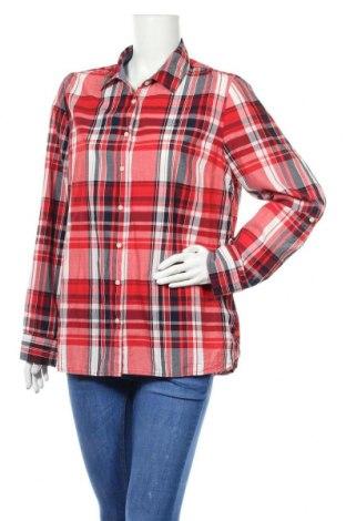 Γυναικείο πουκάμισο Tommy Hilfiger, Μέγεθος XL, Χρώμα Πολύχρωμο, Βαμβάκι, Τιμή 22,27€
